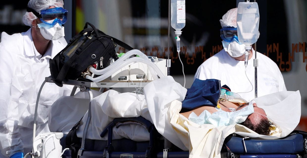Germany to treat critically ill from virus hotspot in eastern France