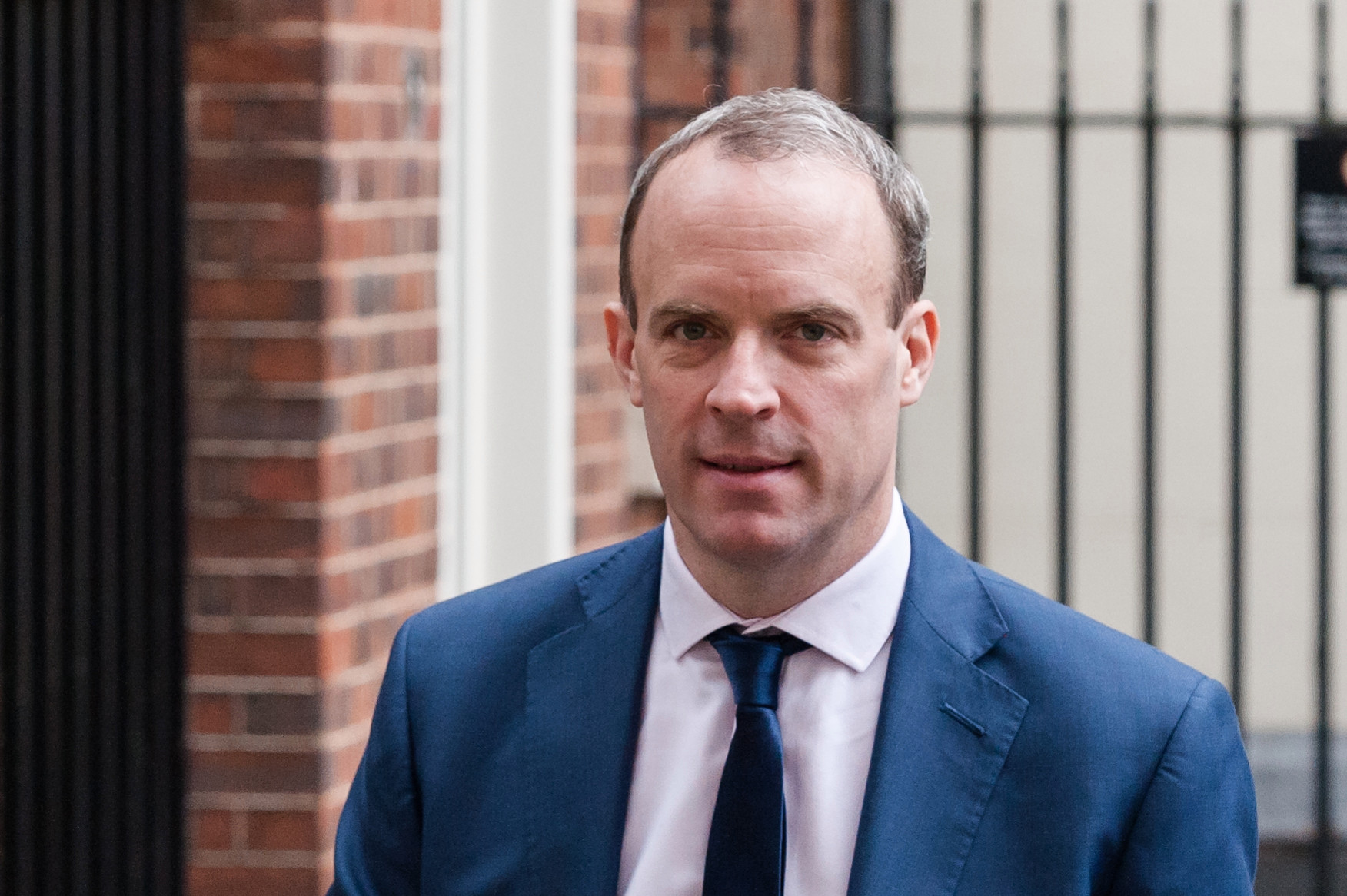 Raab has said that he is working with allies and airlines to get up to a million Brits home