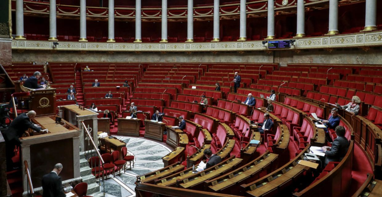 French National Assembly greenlights 'public health emergency' bill