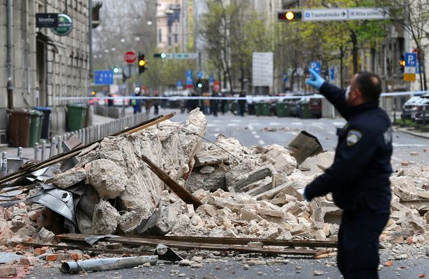 Croatia earthquake: Teen dies after being crushed under building in 5.3 strong quake - World News 1