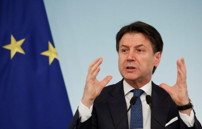 Italy to shut all non-strategic business activities until April 3: PM Conte