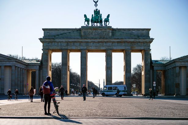 Coronavirus: Germany bans gatherings of more than two in bid to slow outbreak - World News 1