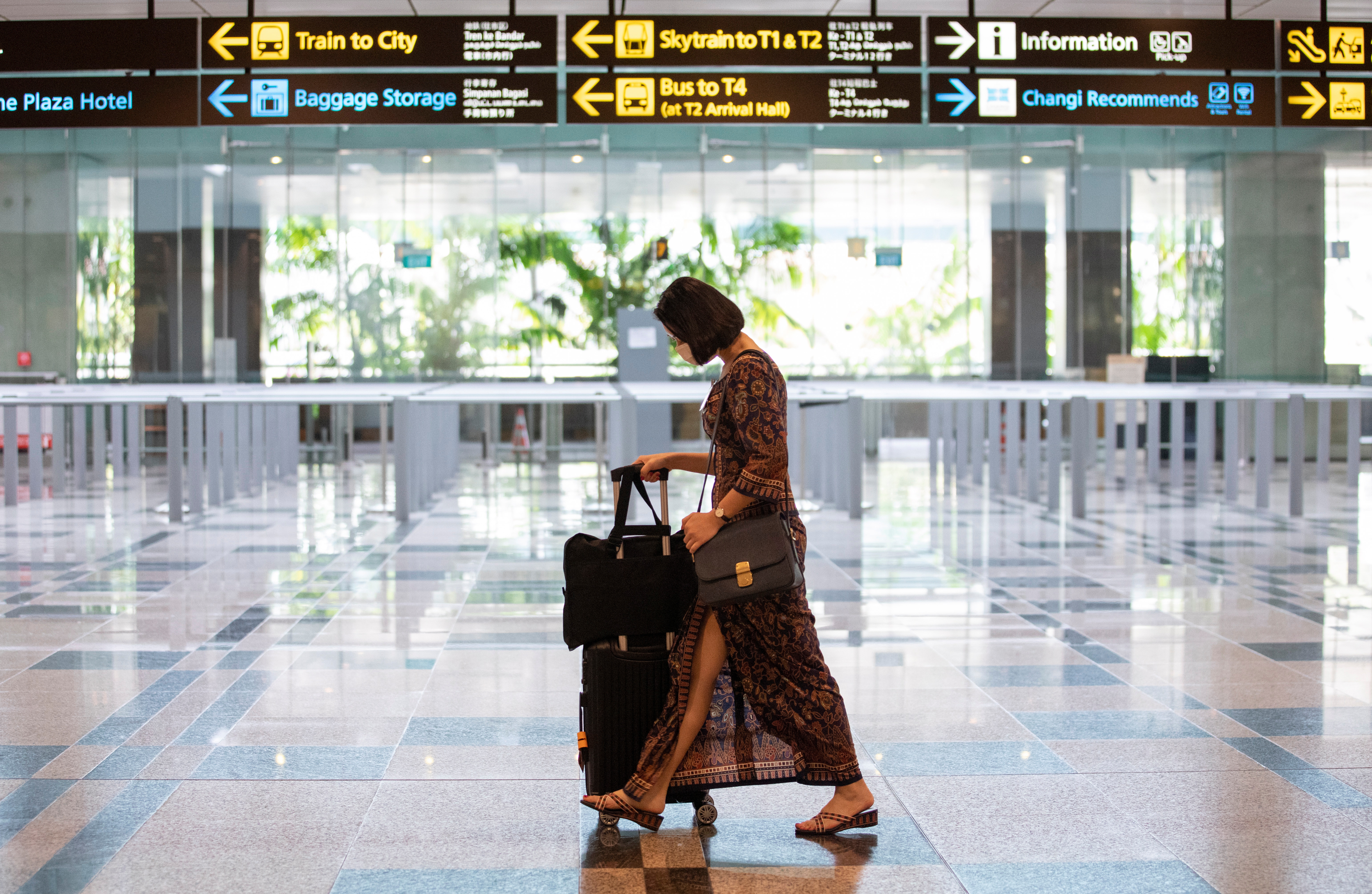 The government warned all to defer overseas travel