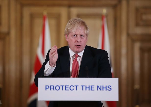 Mr Johnson said the health benefits of keeping parks open outweighed the risks of doing so