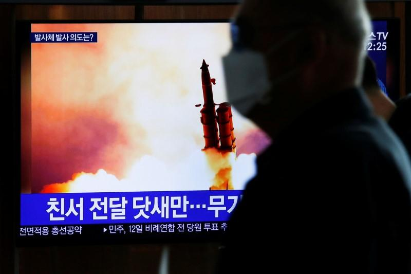 Missile tests and meetings: North Korea signals confidence in face of coronavirus