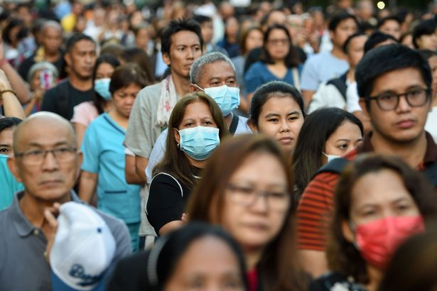 There are 501 reported coronavirus cases in the Philippines and 33 deaths