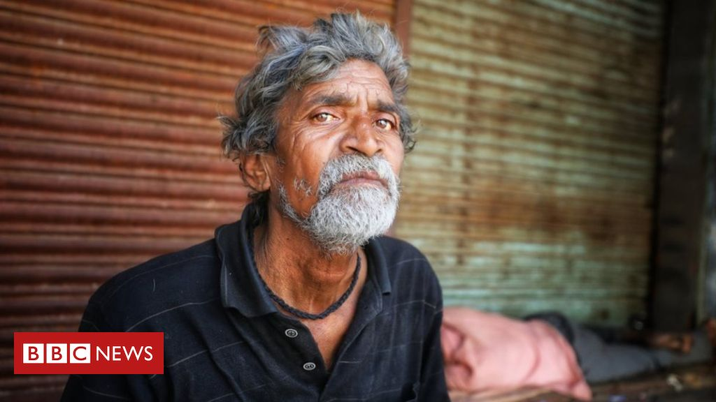 India's poorest 'fear hunger may kill us before coronavirus'