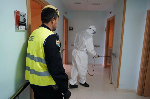 Coronavirus: Spain's death toll overtakes China after 738 die in 24 hours - World News 1