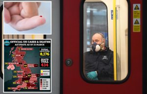 Coronavirus sicko jailed for smearing bodily fluids on lift buttons at metro station in Thailand – The Sun 5
