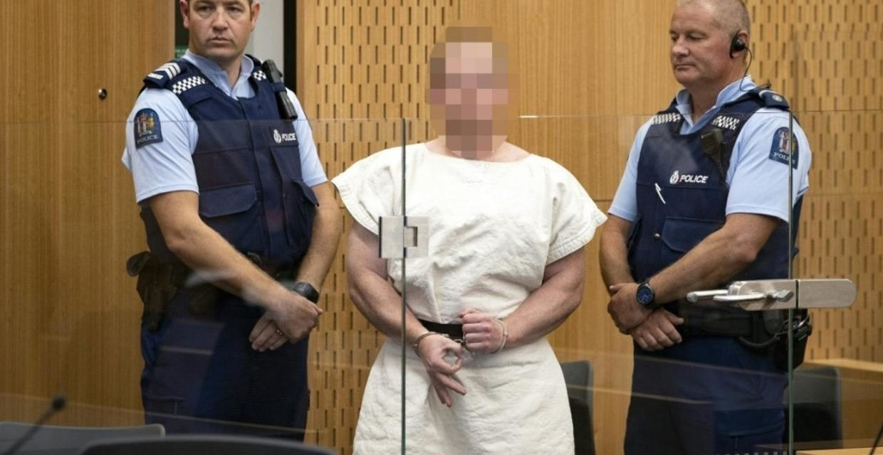 Christchurch shooter changes plea to guilty on all charges in 2019 dual mosque attack
