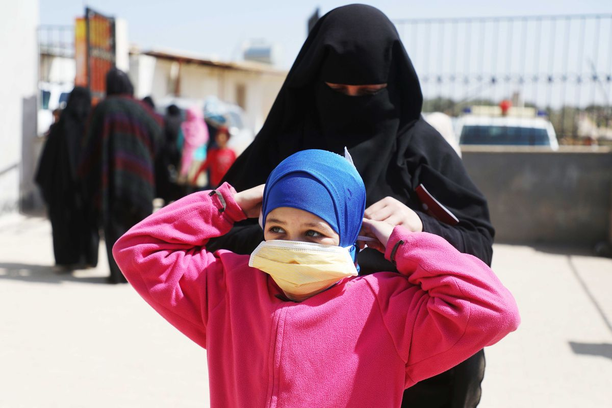 Coronavirus in Syria: A Covid-19 outbreak in the war-torn country would be a nightmare 1