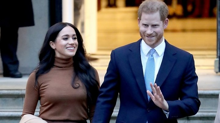 Trump says Harry and Meghan must pay for security 1