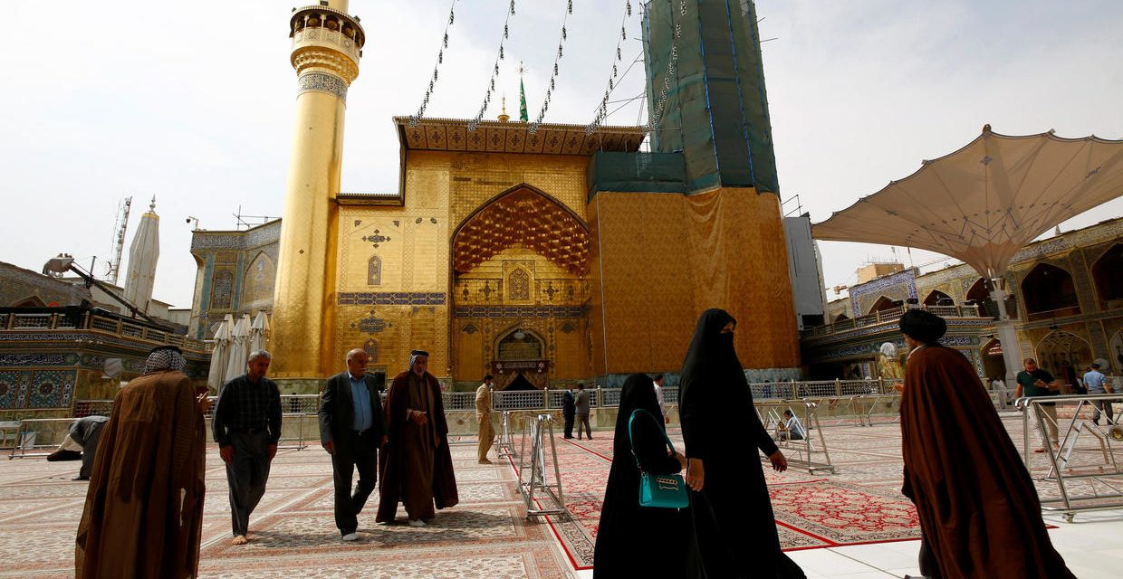 Iraqi Shi'ites test positive for coronavirus after pilgrimage to Syria, officials say