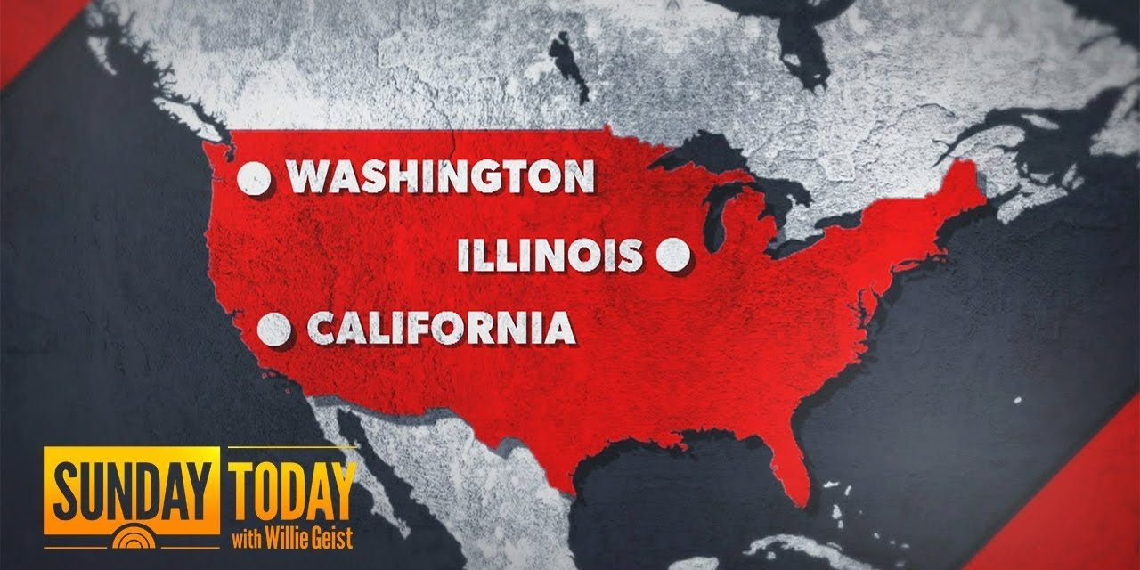 3rd Case Of COVID-19 Confirmed In The US | Sunday TODAY