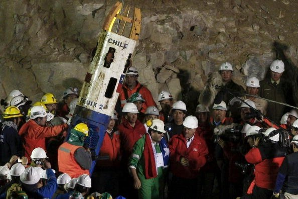 'A sense of humour is important' – lockdown survival guide by the Chilean miners