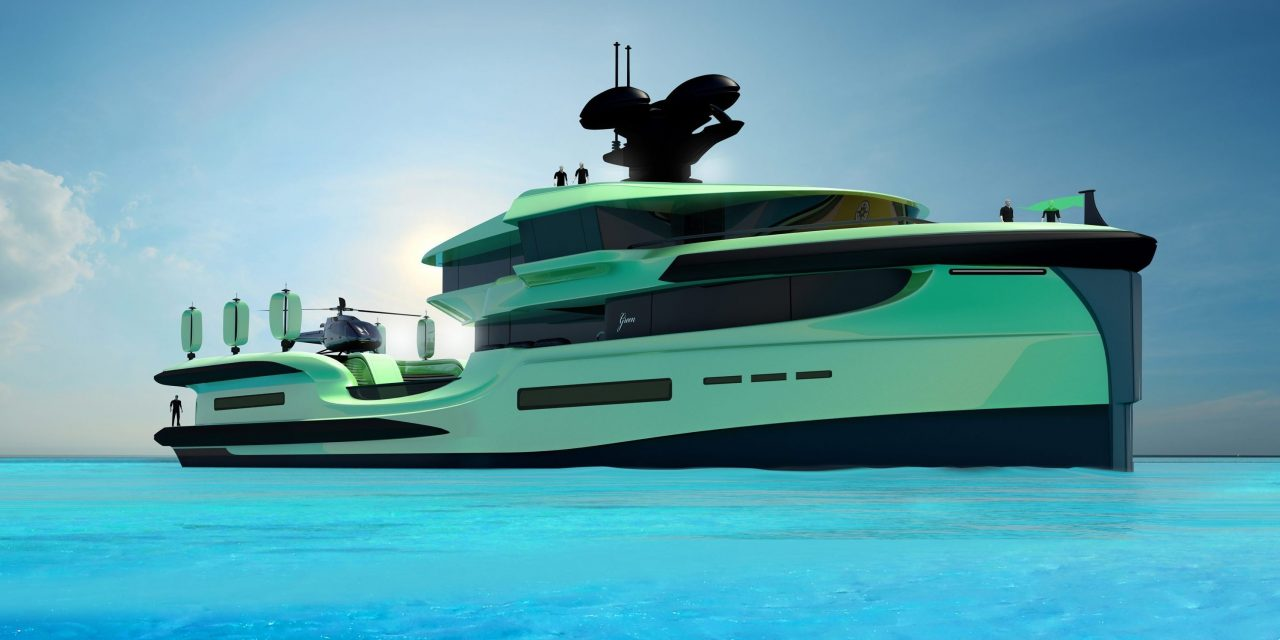 Amazing £80million superyacht that can stay at sea for MONTHS is perfect for luxury self-isolation – The Sun