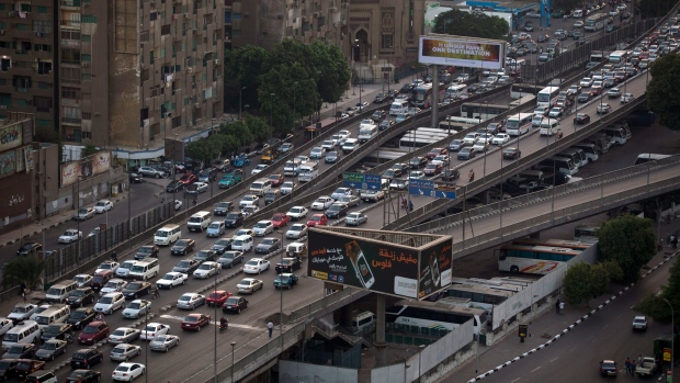 At least 15 killed in multi-car crash after curfew in Egypt