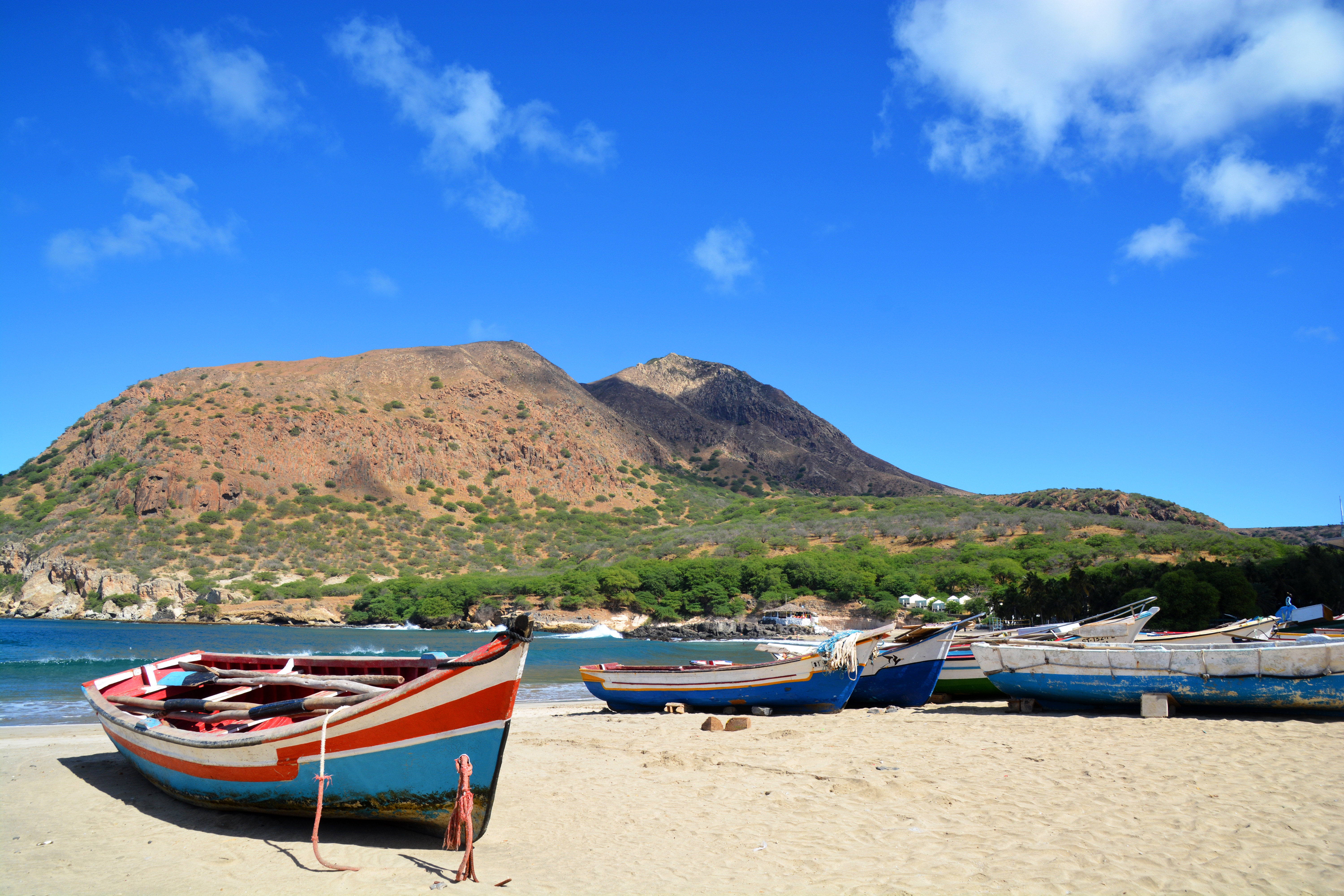 The Brit tourist was struck down with coronavirus on the holiday islands of Cape Verde