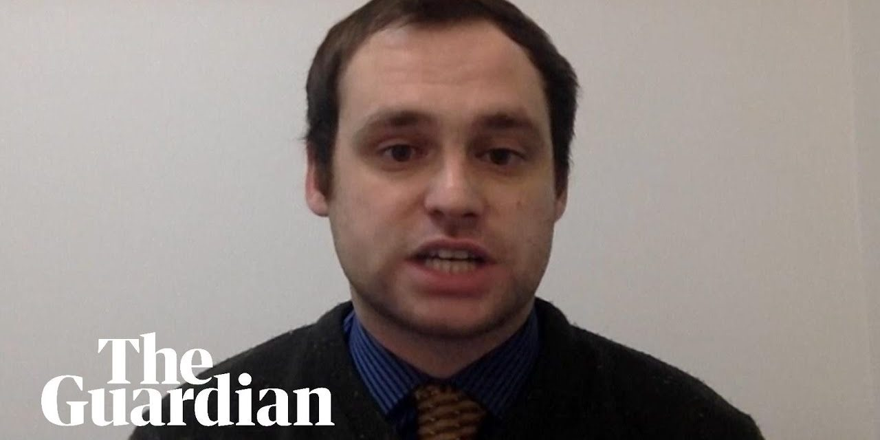 Briton who contracted coronavirus in Wuhan explains symptoms