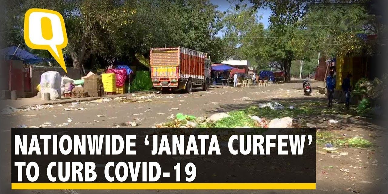 COVID-19: From Delhi to Kerala, Here's How India Observed 'Janata Curfew'