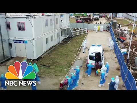 COVID-19 Outbreak Now More Deadly Than SARS Outbreak | NBC Nightly News