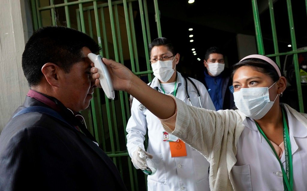 China reports first new local virus case in four days