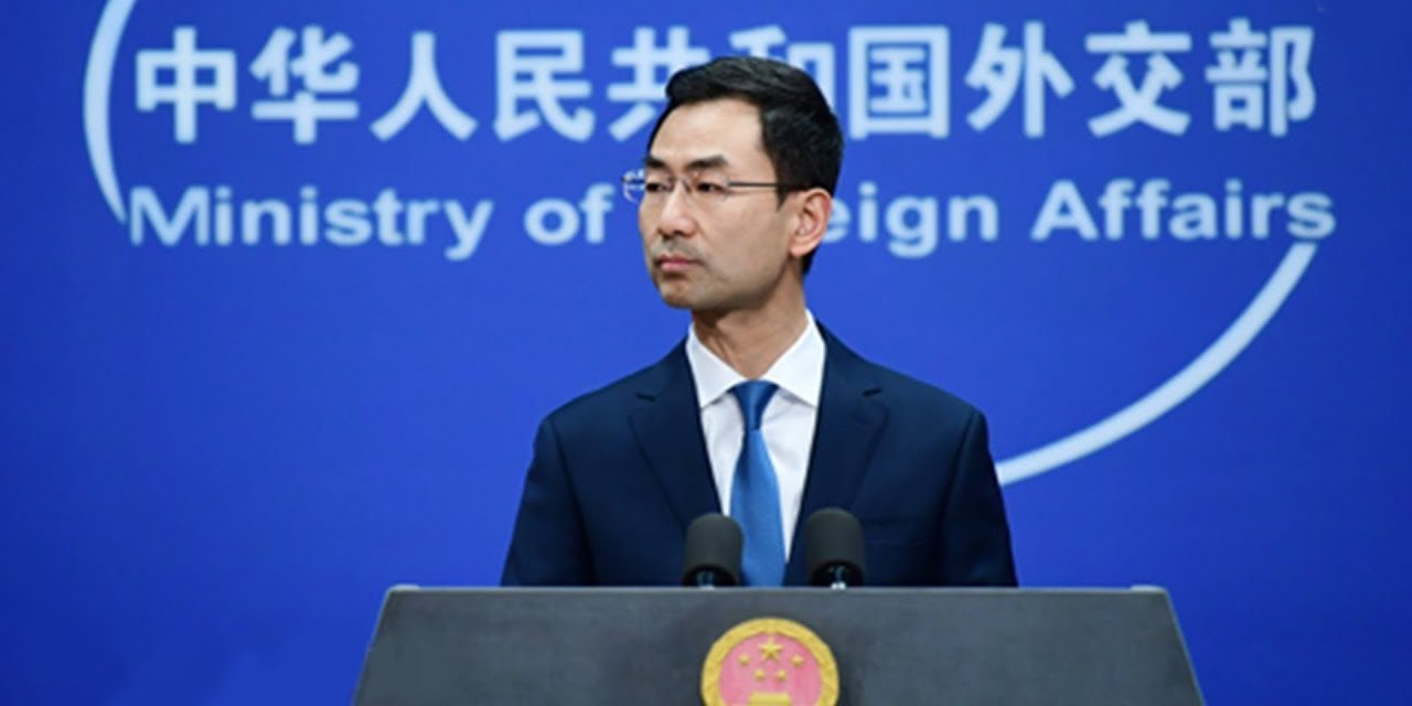 China says it has not received COVID-19 aid from U.S. government