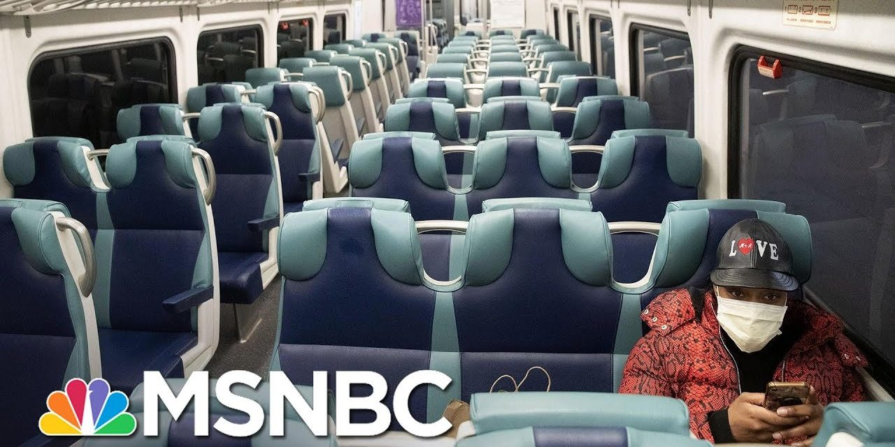 Confirmed Cases Of COVID-19 In The U.S. Reaches 6000 | MSNBC