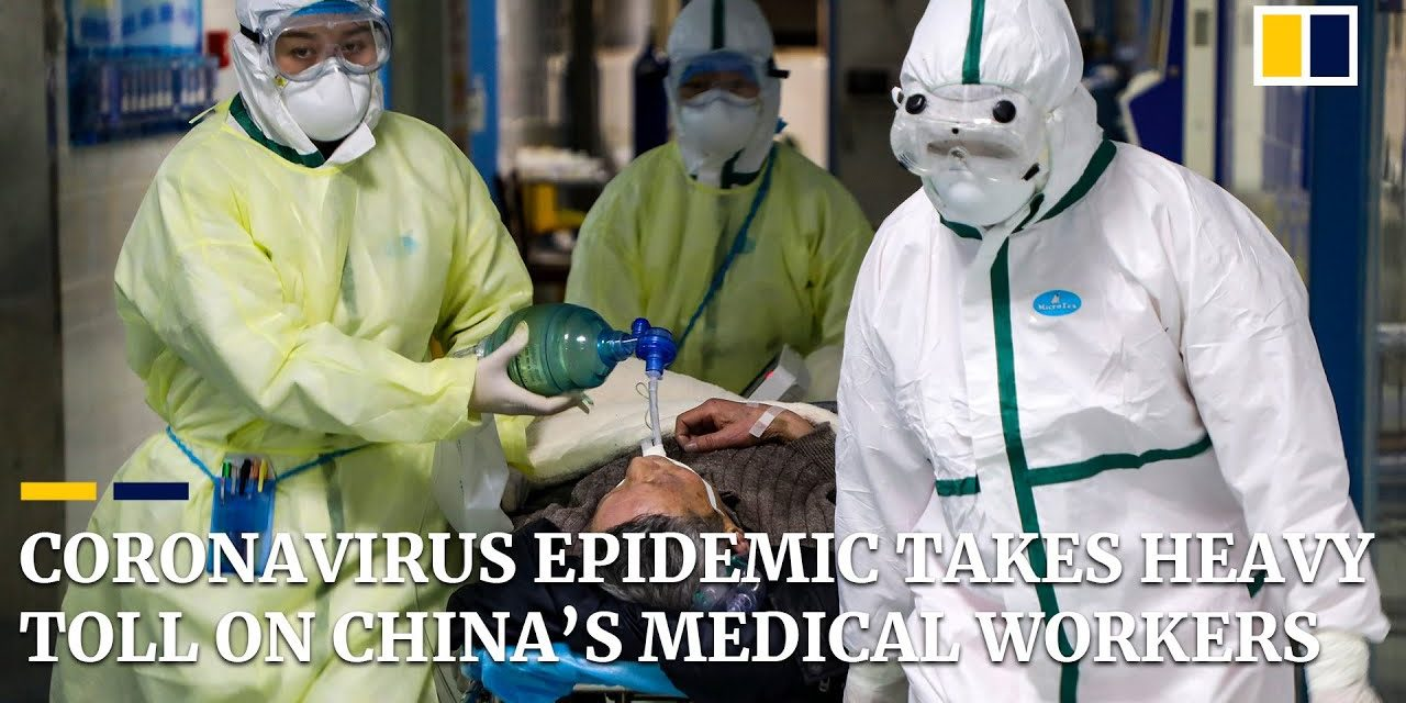 Coronavirus: Covid-19 cases continue to decline in China as global epidemic widens