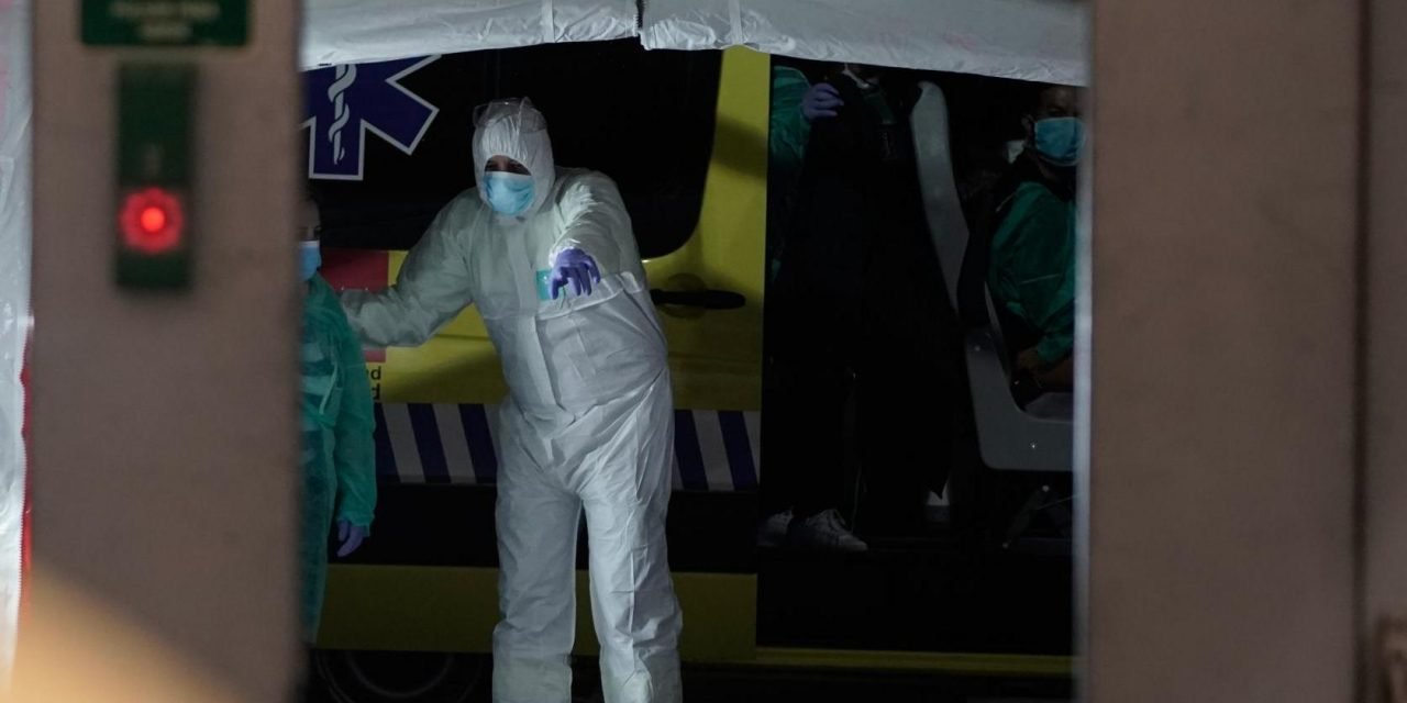 Coronavirus: Death toll rises in Europe, with Spain jumping by 30 per cent