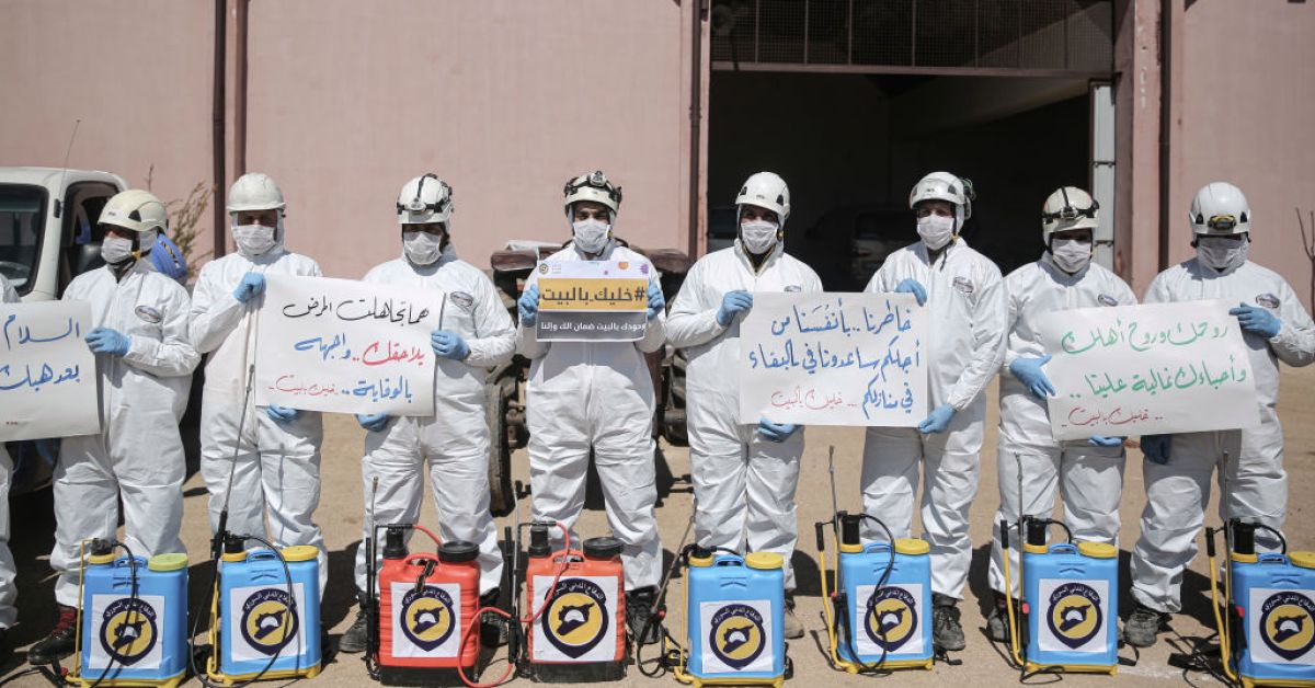 Coronavirus Has Been Reported in the Gaza Strip and War-Torn Syria