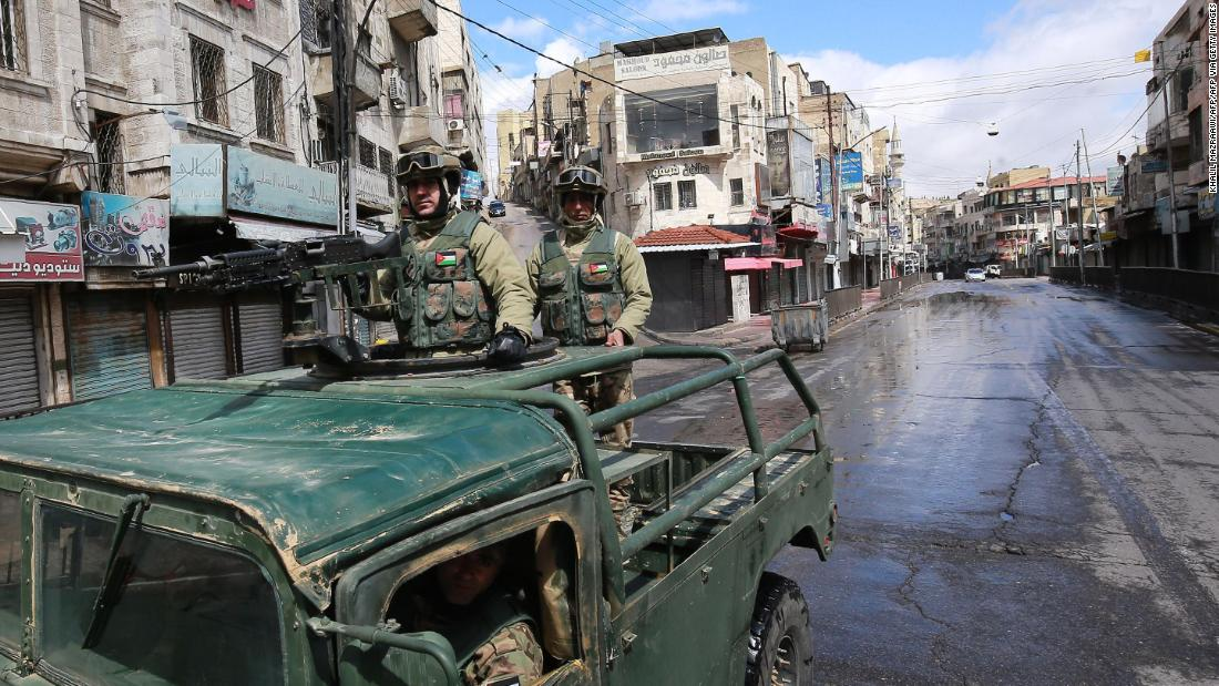 Coronavirus: Jordan eases lockdown after a total curfew leads to chaos