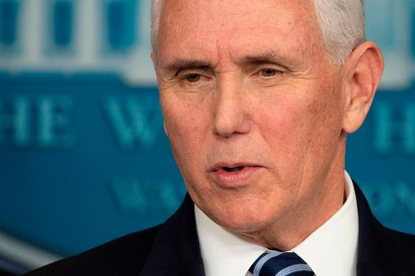 Coronavirus: Mike Pence to be tested for Covid-19 after aide falls ill