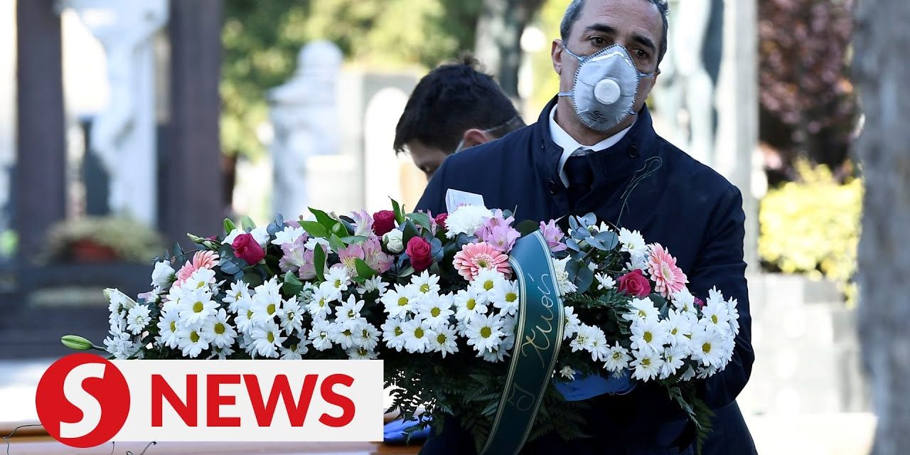 Covid 19: Italy overtakes China with most virus deaths