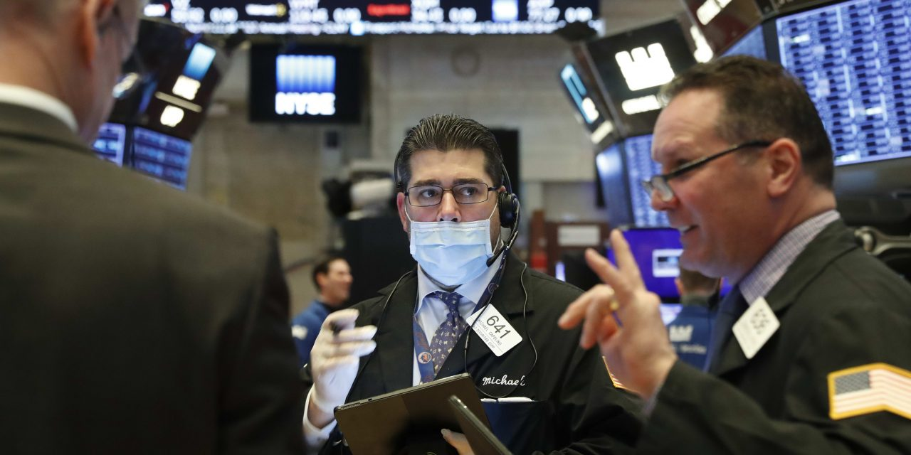 Does Tuesday's huge rebound mark the bottom for markets? Investors says one key piece is missing