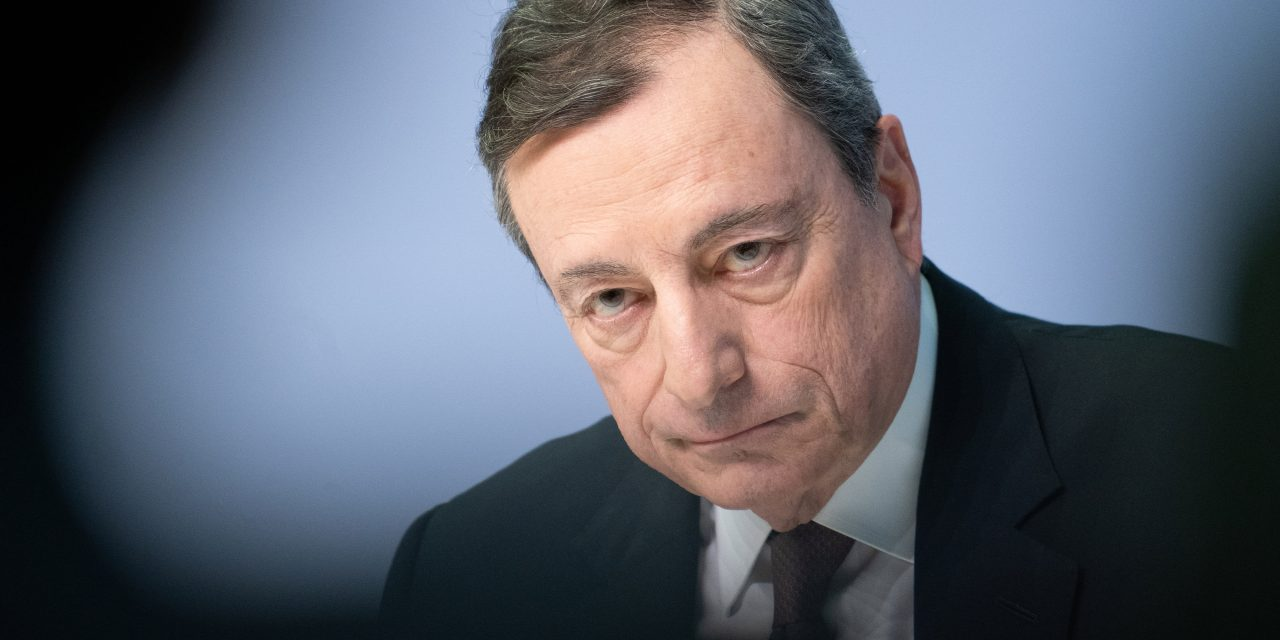 Draghi didn't just say 'whatever it takes'