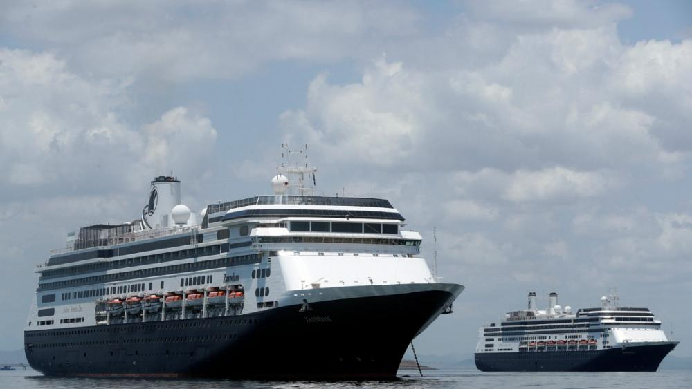 Four die on cruise ship stranded off Panama, two test positive for COVID-19