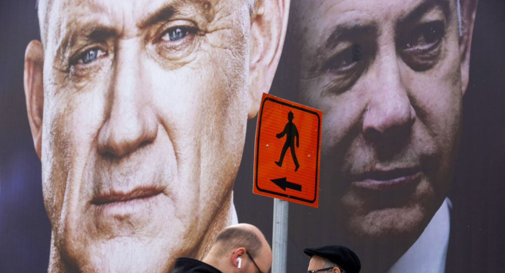 Gantz Heads Towards Unity With Netanyahu, Leaving Many Voters 'Betrayed' And 'Disappointed'