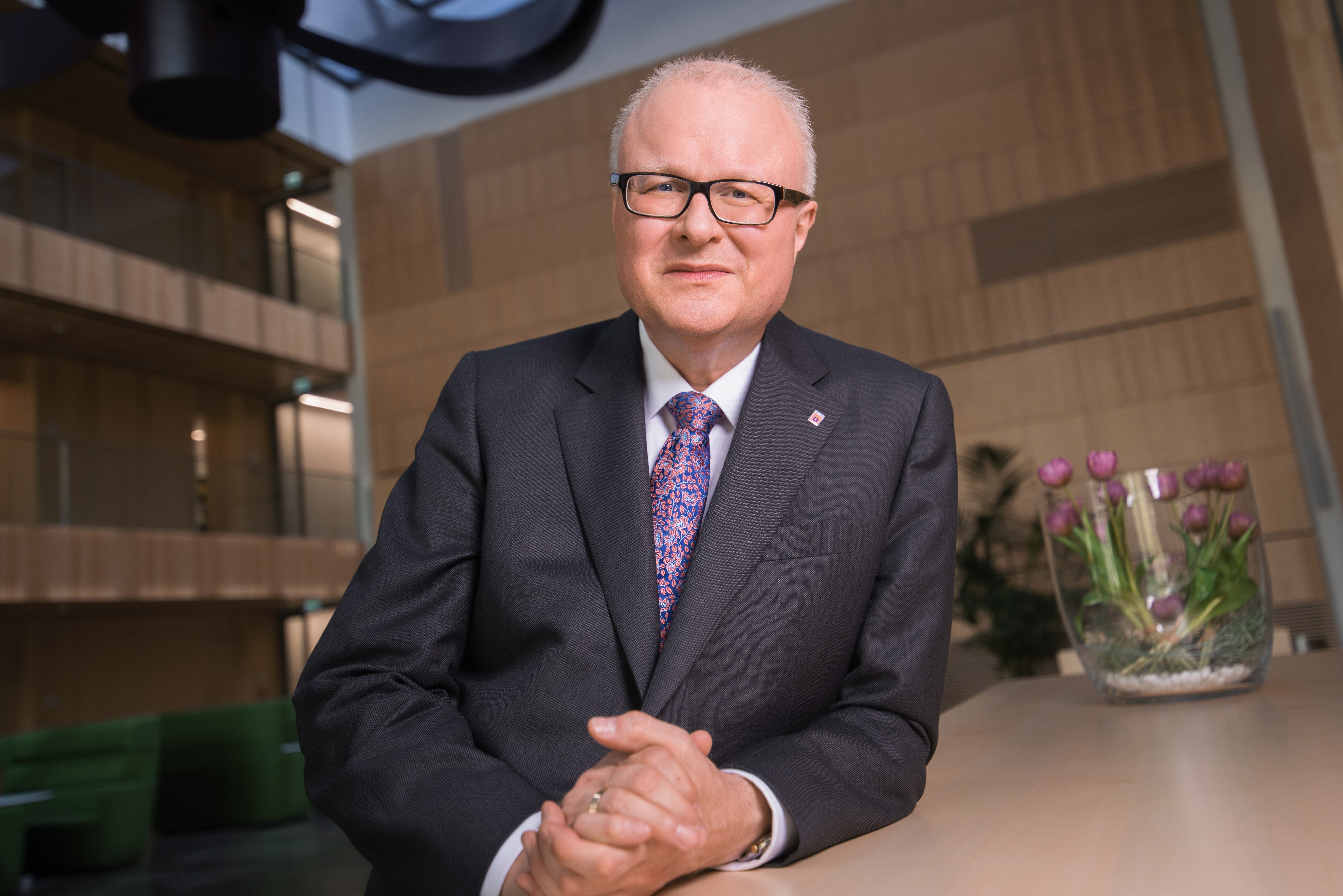 Thomas Schaefer, finance minister of Hesse in Germany, took his own life on Saturday