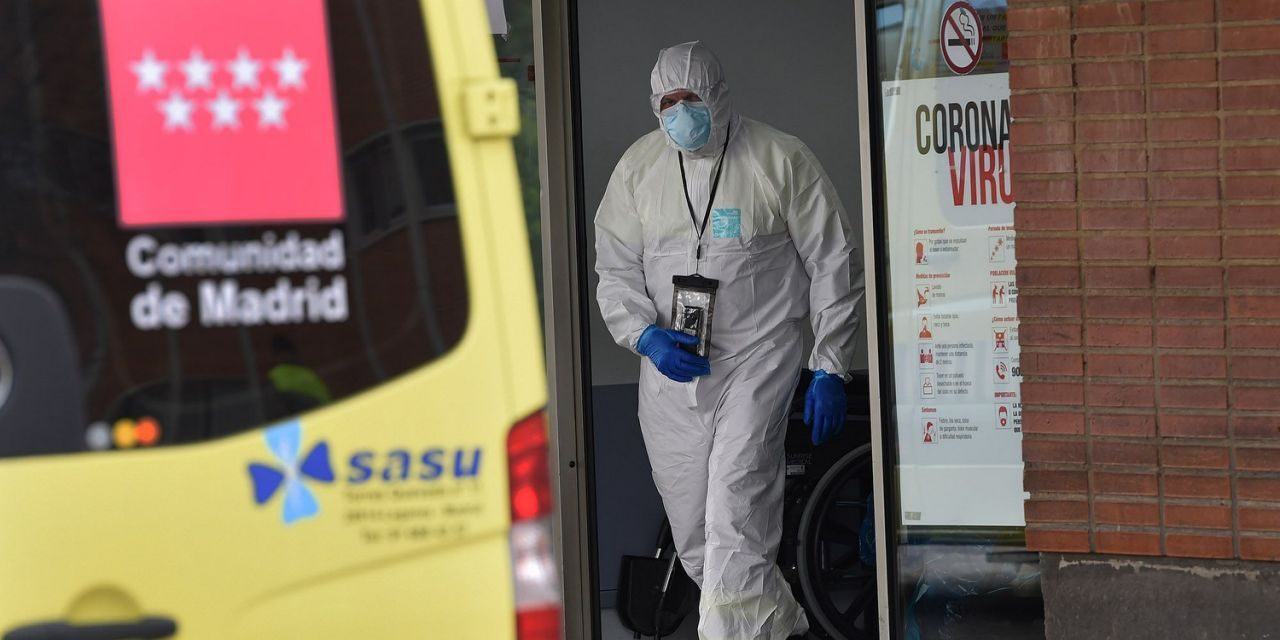 Global Cases Exceed 615,000; More States Get Funds: Virus Update