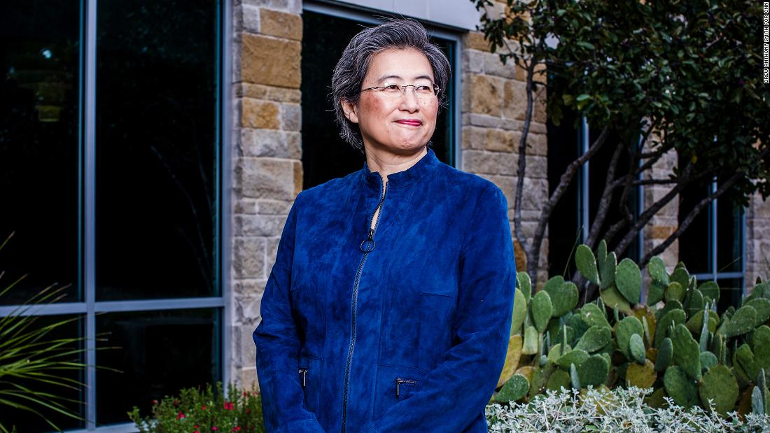 How Lisa Su brought AMD from the brink of bankruptcy to the top of its game