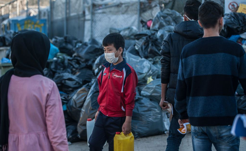 How the Coronavirus Outbreak Could Affect Refugees