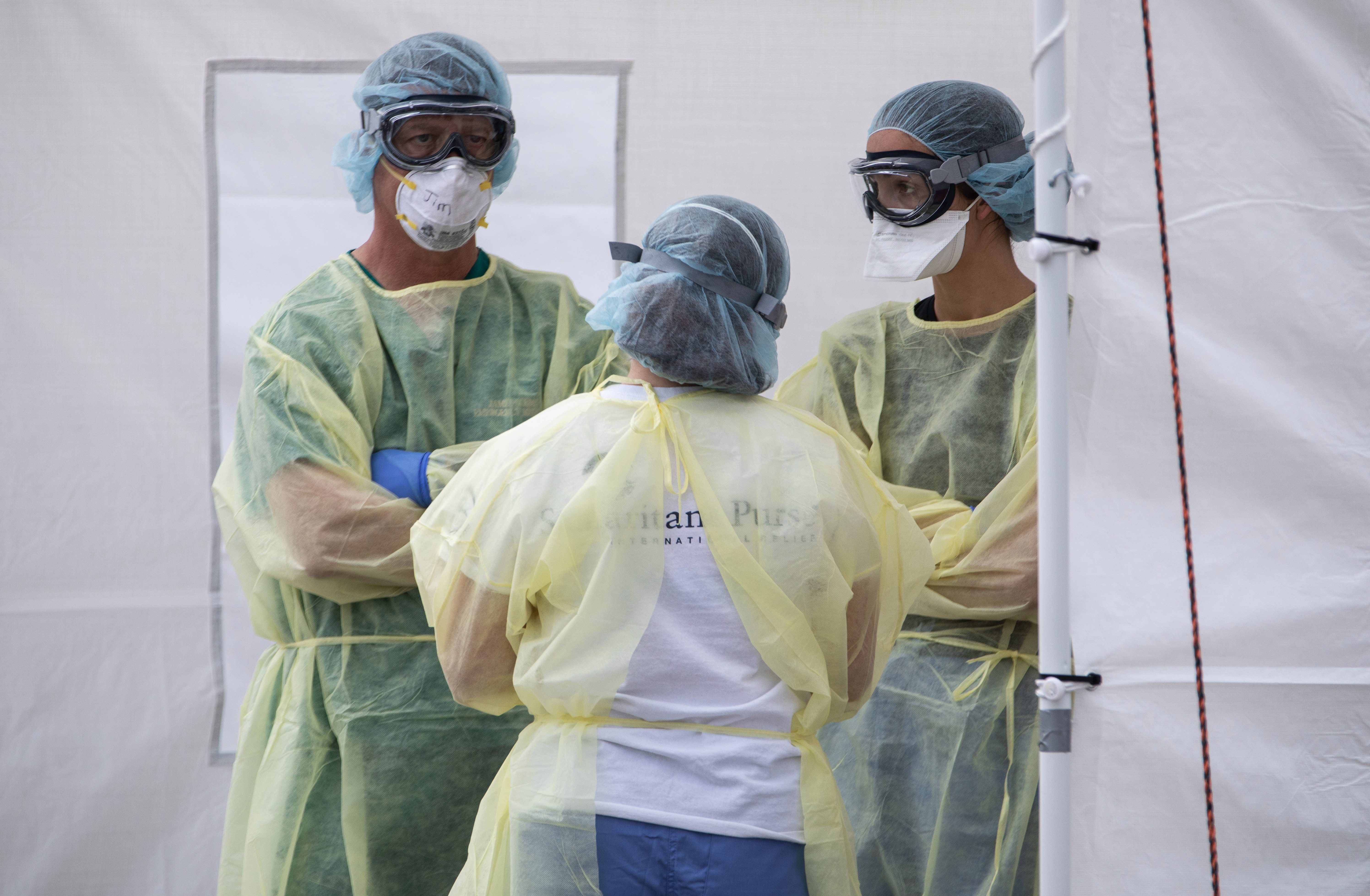 Experts believe Italy's coronavirus cases will peak in the next 10 days as the nation's death toll hit 10,779 yesterday