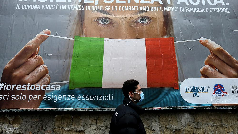 Italy announces 651 more COVID-19 deaths and almost 4,000 new cases