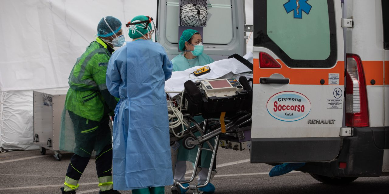 Italy death toll crosses 5,000
