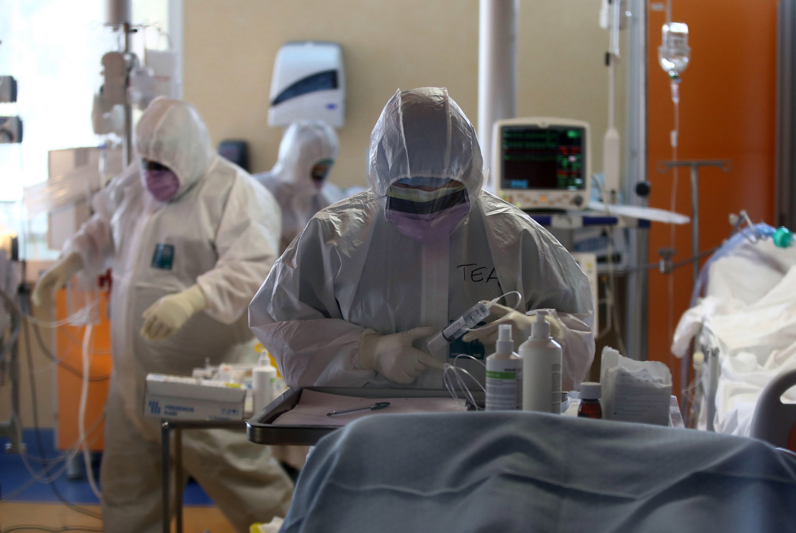Italy has more coronavirus cases than anywhere else on Earth