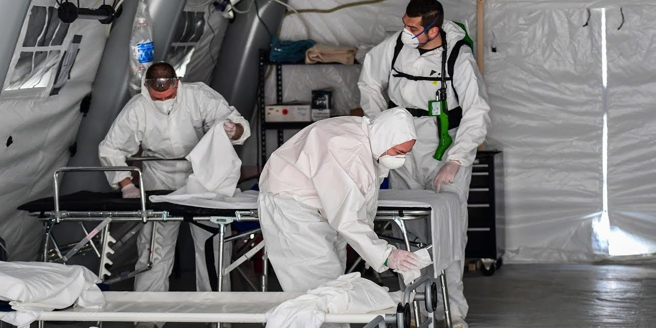 Italy's COVID-19 death toll surpasses that of China