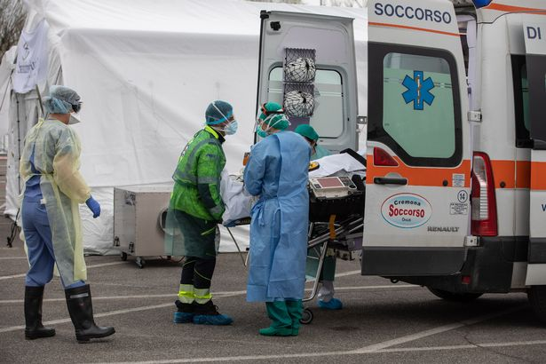 Italy's coronavirus death toll hits 4,825 after nearly 800 people die in one day – World News