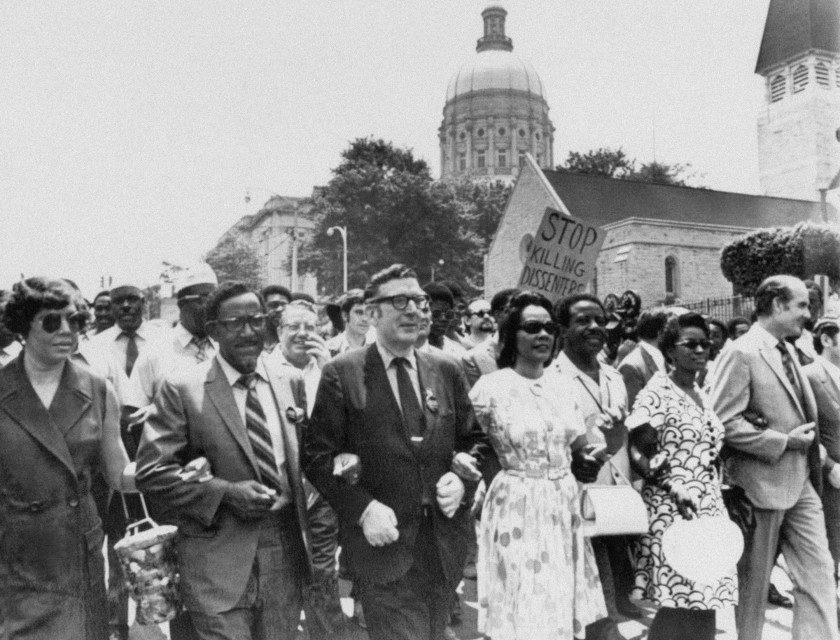 Joseph Lowery, founded Southern Christian Leadership Conference with Martin Luther King Jr., has died