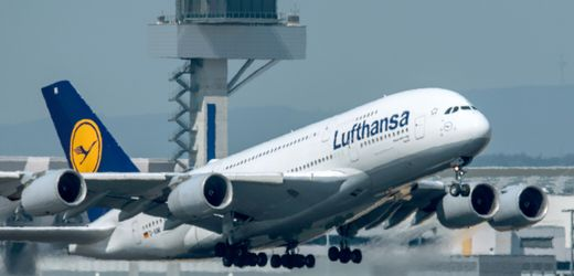 Lufthansa: Transports Planned for Goods and Stranded Germans